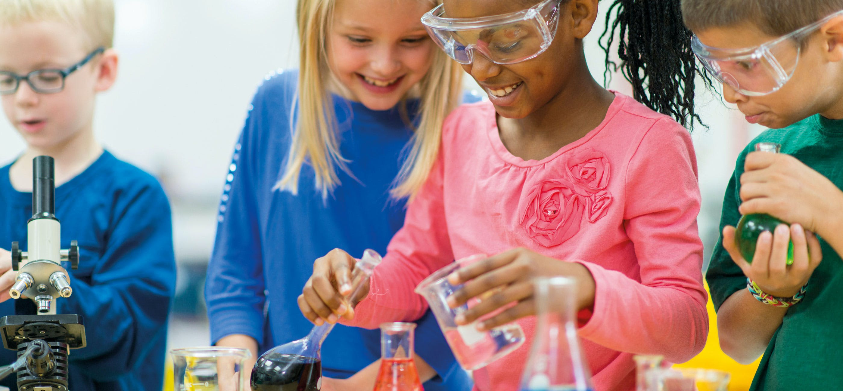 Hands-on science for children