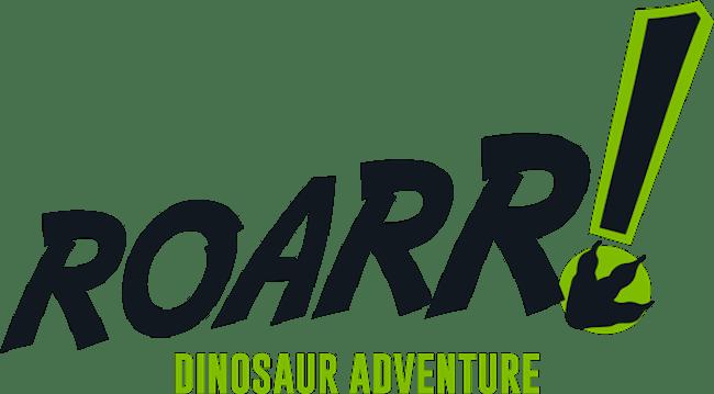 ROARR! Dinosaur Adventure logo
